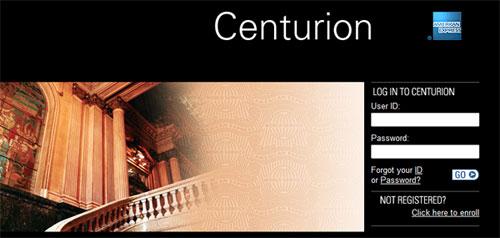 Centurion Amex