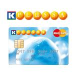 K-Plussa luottokortti