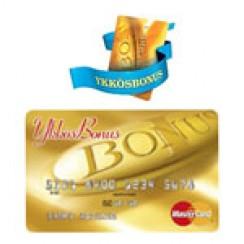 Ykkösbonus Mastercard